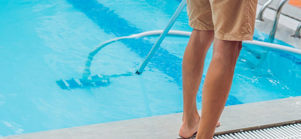How To Vacuum A Pool Tutorial